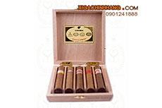 Xì gà Cohiba Seleccion Robustos 5 Cigars HCM 0901241888 - 256 Pasteur Q3