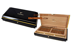 Xì gà  COHIBA HUMIDOR LIMITADA - 50 YEARS ANNIVERSARY HCM 0901241888 - 256 Pasteur Q3