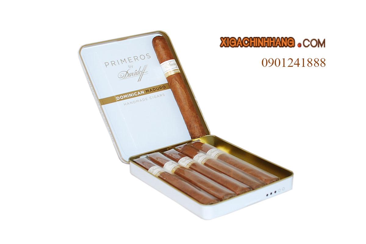 Xì gà Davidoff Primeros Dominican TPHCM 0901241888 - 256 Pasteur Q3