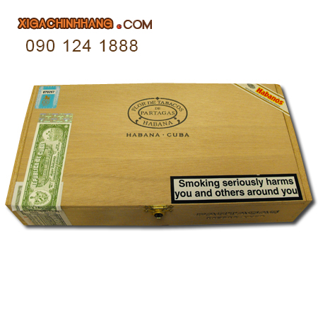 Xì gà Partagas Serie D4 hộp 10 điếu TpHCM 0901241888- 256 Pasteur Q3
