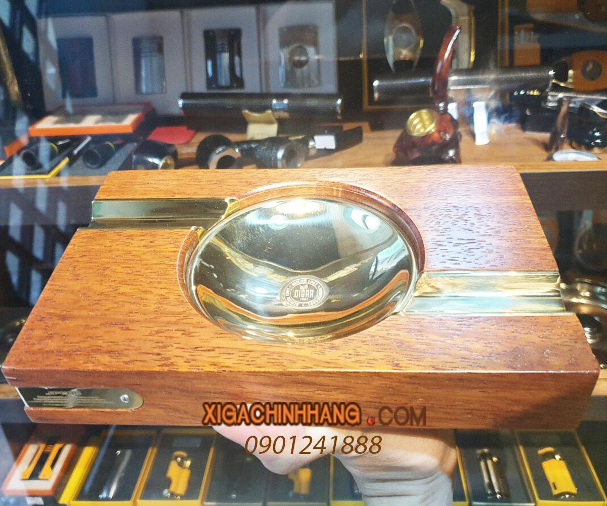 Gạt tàn xì gà Jifeng 2 điếu TPHCM 0901241888 - 256 Pasteur Q3