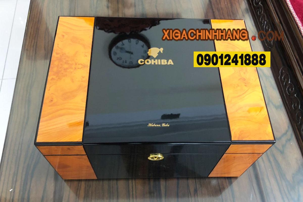 Hộp đựng xì gà Cohiba HCM 0901241888 - 256 Pasteur Q3