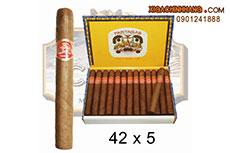 Xì gà Partagas Mille Fleurs hộp 10 điếu Sài Gòn 0901241888 - 256 Pasteur Q3