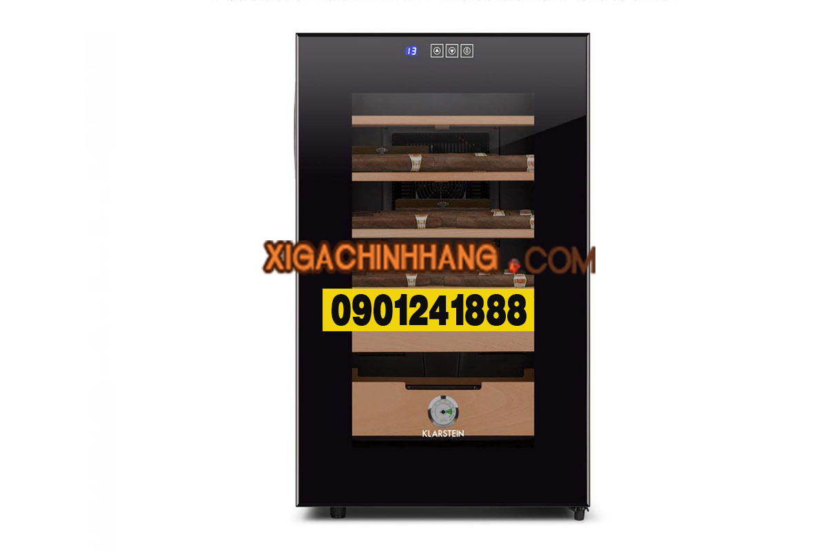 Tủ xì gà Klarstein 65 lít TPHCM 0901241888 - 256/3 PASTEUR Q3