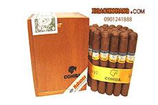 Xì gà Cohiba Robustos tubos hộp 25 điếu TPHCM 0901241888 - 256 Pasteur Q3