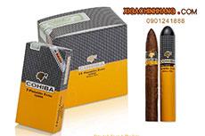 Xì gà Cohiba Piramides Extra Tubos hộp 15 điếu TPHCM 0901241888 - 256 Pasteur Q3
