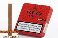 Xì gà Mini Villiger Red Vanilla Filter TpHCM - 0901241888 - 256 Pasteur, Quận 3