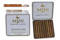 Xì gà Mini Villiger Sumatra Classic TpHCM- LH 0901241888- 256 Pasteur, Quận 3