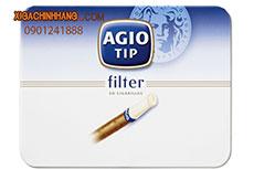 XÌ GÀ SỮA AGIO TIP FILTER (Xì Gà Agio) TpHCM 0901241888 - 256 Pasteur, Quận 3