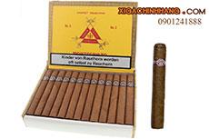 Xì gà Montecristo No 3 hộp 25  TPHCM 0901241888 - 256 Pasteur Q3