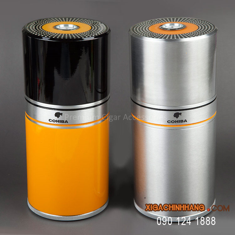 Ống giũ ẩm xì gà cohiba 7 điếu TPHCM 0901241888