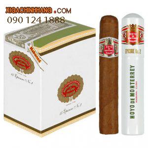 Xì gà Cuba Hoyo De Monterrey Epicure No2  hộp 25 điếu TPHCM 0901241888 - 256 Pasteur Q3