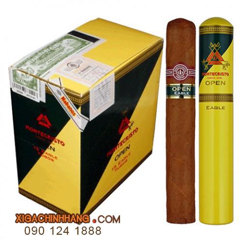 Xì gà Montecristo Opel Eagle Tubos hộp 15 điếu 0901241888- 256 Pasteur Q3