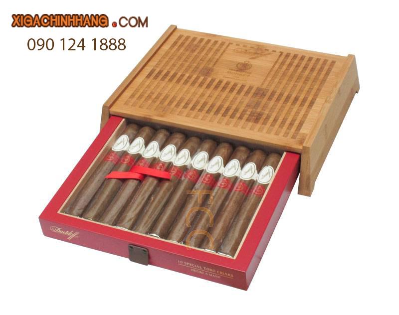 Xì gà Davidoff Monkey Limited 2016 hộp 10 điếu TPHCM 0901241888