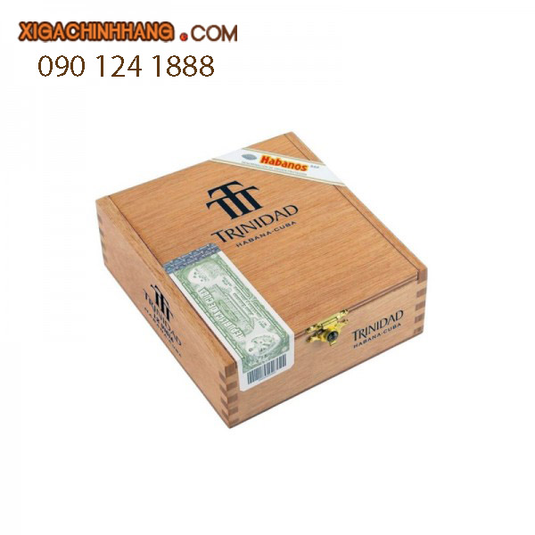Xì gà Cohiba Trinidad hộp 12 điếu  TPHCM 0901241888 - 256 Pasteur Q3