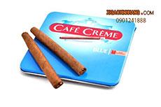 Xì gà Mini Cafe Creme Blue TPHCM 0901241888 - 256 Pasteur Q3